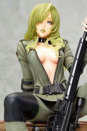 Metal Gear Bishoujo: Sniper Wolf - PVC Figure
