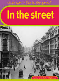 Streets by Louise Spilsbury image