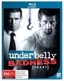 Underbelly Badness on Blu-ray