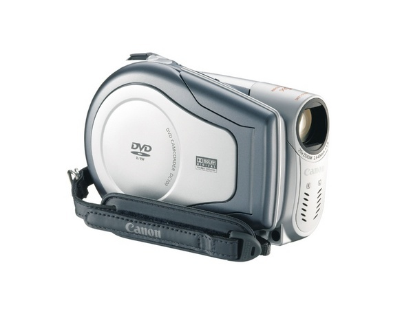 Canon DC100 DVD Video Camera 25x Zoom
