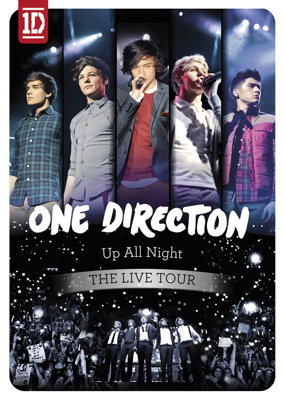 One Direction - Up All Night – The Live Tour on