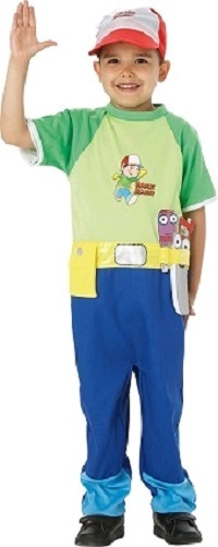 Handy Manny Kids Costume (Toddler)