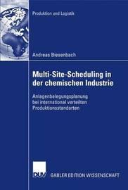 Multi-Site-Scheduling in Der Chemischen Industrie