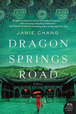Dragon Springs Road by Janie Chang image