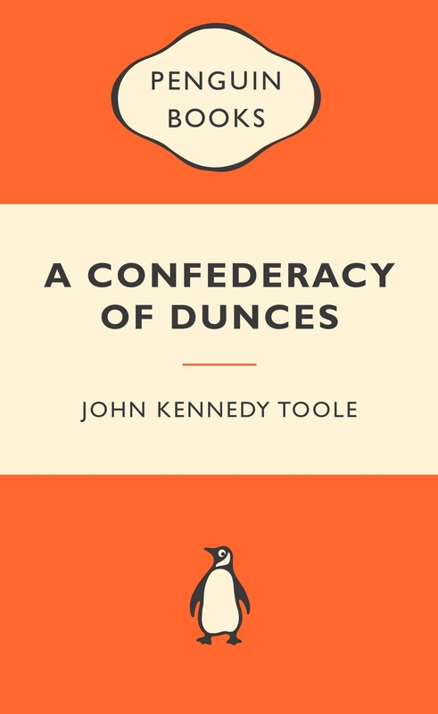 A Confederacy of Dunces (Popular Penguins) by John Kennedy Toole
