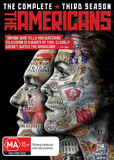 The Americans - The Complete Third Season on DVD