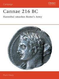 Cannae, 216 BC by Mark Healy