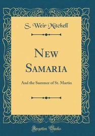 New Samaria by S.Weir Mitchell image