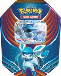 Pokemon TCG: Evolution Celebration Tin - Glaceon