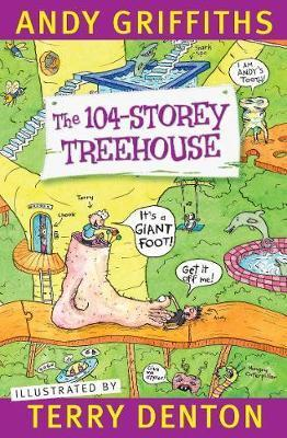 The 104-Storey Treehouse by Andy Griffiths image
