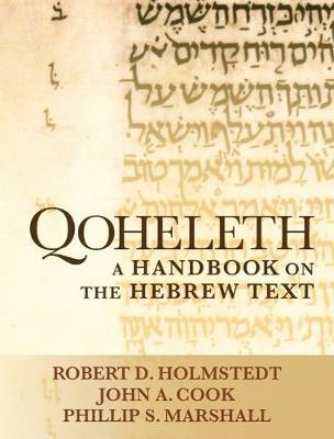 Qoheleth by Robert D. Holmstedt