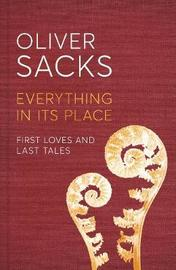 Everything in Its Place by Oliver Sacks image