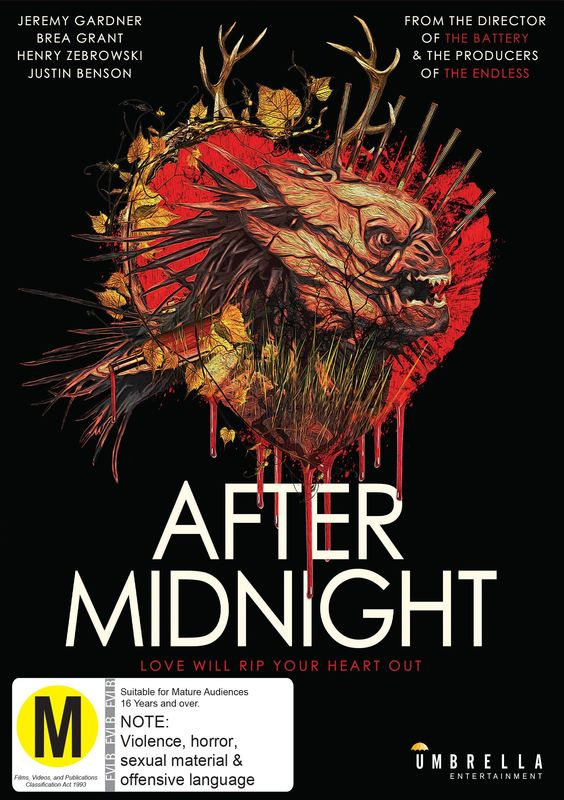 After Midnight on DVD