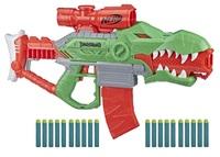 Nerf: DinoSquad Motorized Dart Blaster - Rex-Rampage