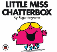 Little Miss Chatterbox V1: Mr Men and Little Miss by Roger Hargreaves