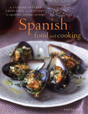 Spanish Food and Cooking by Pepita Aris image