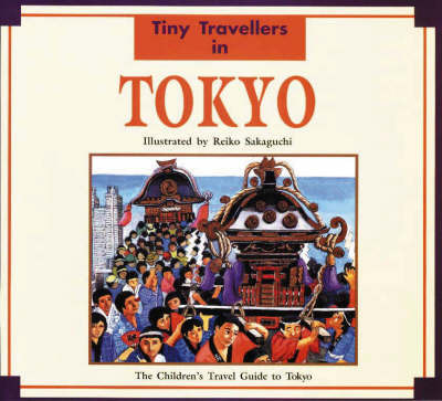 Tiny Travellers in Tokyo by Yuko Enomoto image
