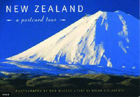 New Zealand: A Postcard Tour by B. O'Flaherty