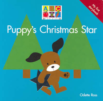 Puppy's Christmas Star by Ross Odette image