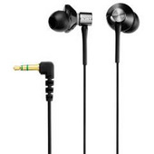 Sony Headphones MDREX85LPB In Ear style with EX  Monitor design 13.5mm dynamic driver units for  sound clarity
