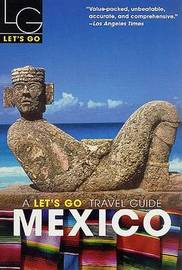 Let's Go Mexico 2003 by Let's Go Inc image