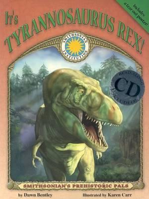 It's Tyrannosaurus Rex by Dawn Bentley image