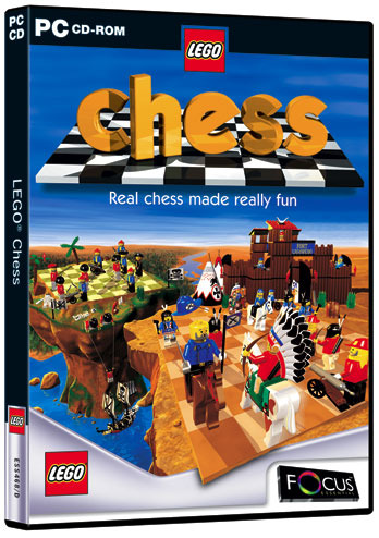 LEGO Chess for PC Games