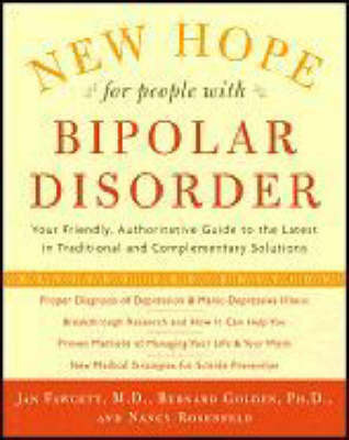 New Hope for People with Bipolar Disorder by Jan Fawcett