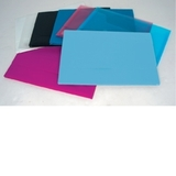 FM Poly Wally Document Wallet - Pink