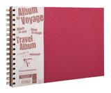 Age-Bag A4 Voyage Album - Red
