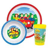 The Wiggles - Mealtime Set