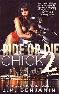 Ride or Die Chick: No. II by J.M. Benjamin image