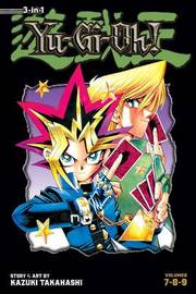 Yu-Gi-Oh! (3-in-1 Edition), Vol. 3 by Kazuki Takahashi