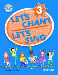 Let's Chant, Let's Sing: CD pack 3 by Carolyn Graham