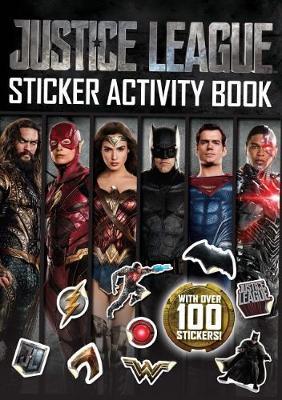 DC Comics: Justice League Sticker Activity Book