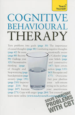 Teach Yourself Cognitive Behavioural Therapy by Christine Wilding (Independent coach and motivational trainer, UK) image