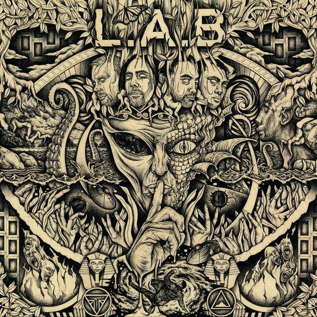 L.A.B [Limited Edition] (2LP) by L.A.B