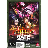 Gate - Complete Series on DVD