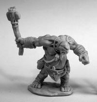 Dark Heaven: Bones - Ogre Smasher