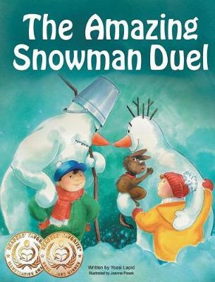 Tha Amazing Snowman Duel by Yossi Lapid