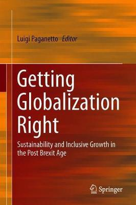 Getting Globalization Right