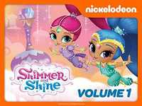 Shimmer and Shine: Beyond the Rainbow Fall on DVD
