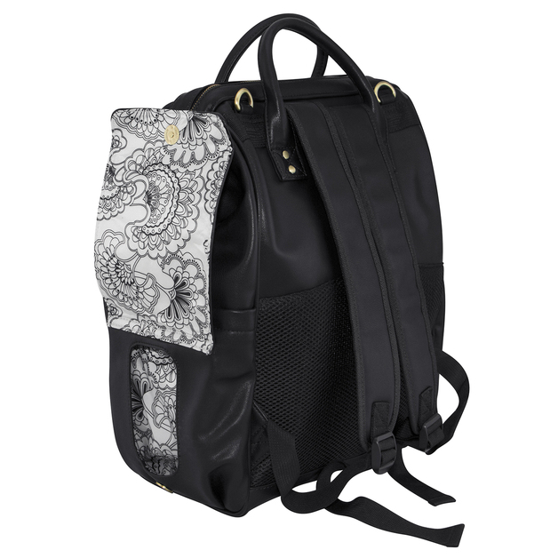 Isoki: Nappy Bag Byron XL Backpack - Toorak