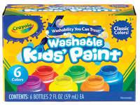 Crayola: Junior Artist Paint Value Pack image