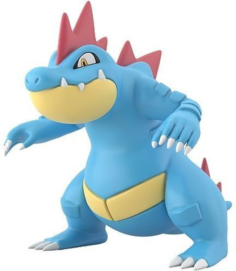 Pokemon: Feraligatr - PVC Figure