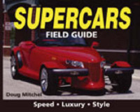 Supercars Field Guide by Doug Mitchel image