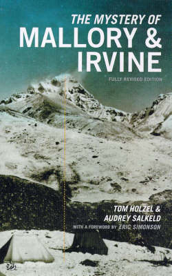 The Mystery of Mallory and Irvine by Tom Holzel image