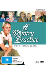 Country Practice, A - Series 2: Part 2 (12 Disc Box Set) [duplicate] on DVD