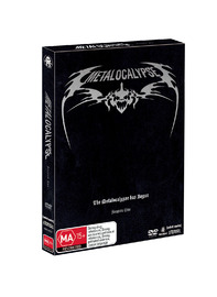 Metalocalypse - Season 1 on DVD