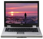 "Toshiba Satellite Pro A120 CD 1.86 1GB 80 15.4"" DVDRW VHP 80GB SATA 1gb DDR"